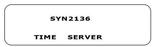 ntp时间同步服务器开机画面